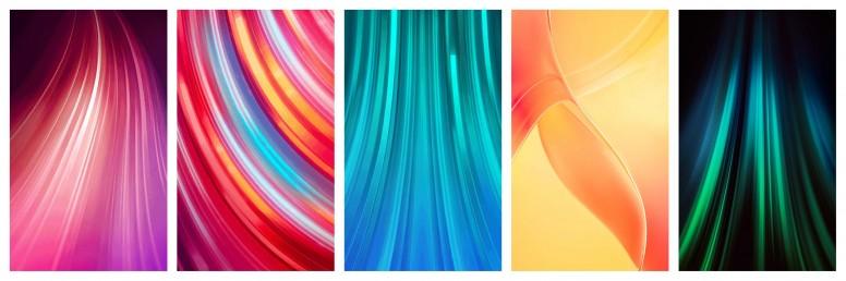 Xiaomi Redmi Nite 8T Stock Walls Screens 2