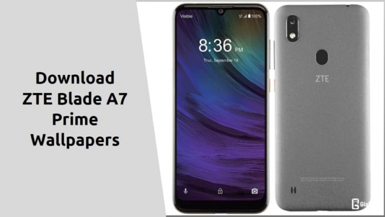 ZTE Blade A7 Prime Stock Wallpapers