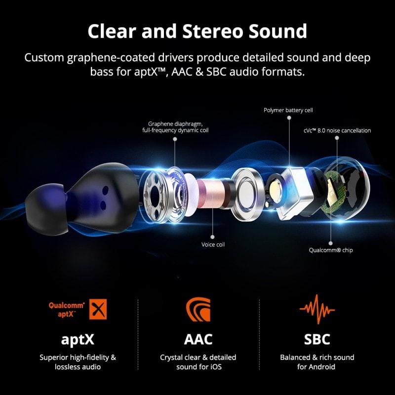 spunky beat true wireless bluetooth earbuds 2