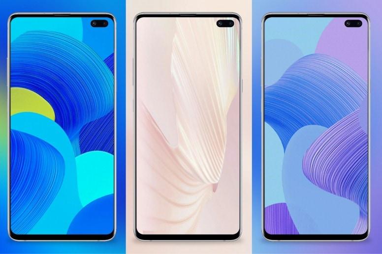 Huawei Nova 6 5G Stock Walls Screens 1