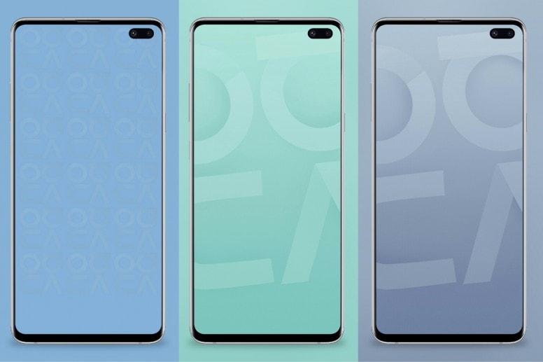 Huawei Nova 6 5G Stock Walls Screens 2