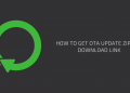 Get OTA Update Zip File Download Link 120x86
