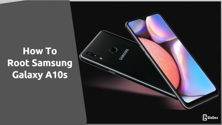 Root Samsung Galaxy A10s