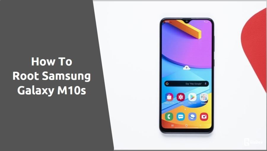 Root Samsung Galaxy M10s