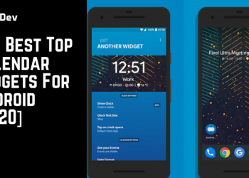 The Best Top Calendar Widgets For Android [2020]