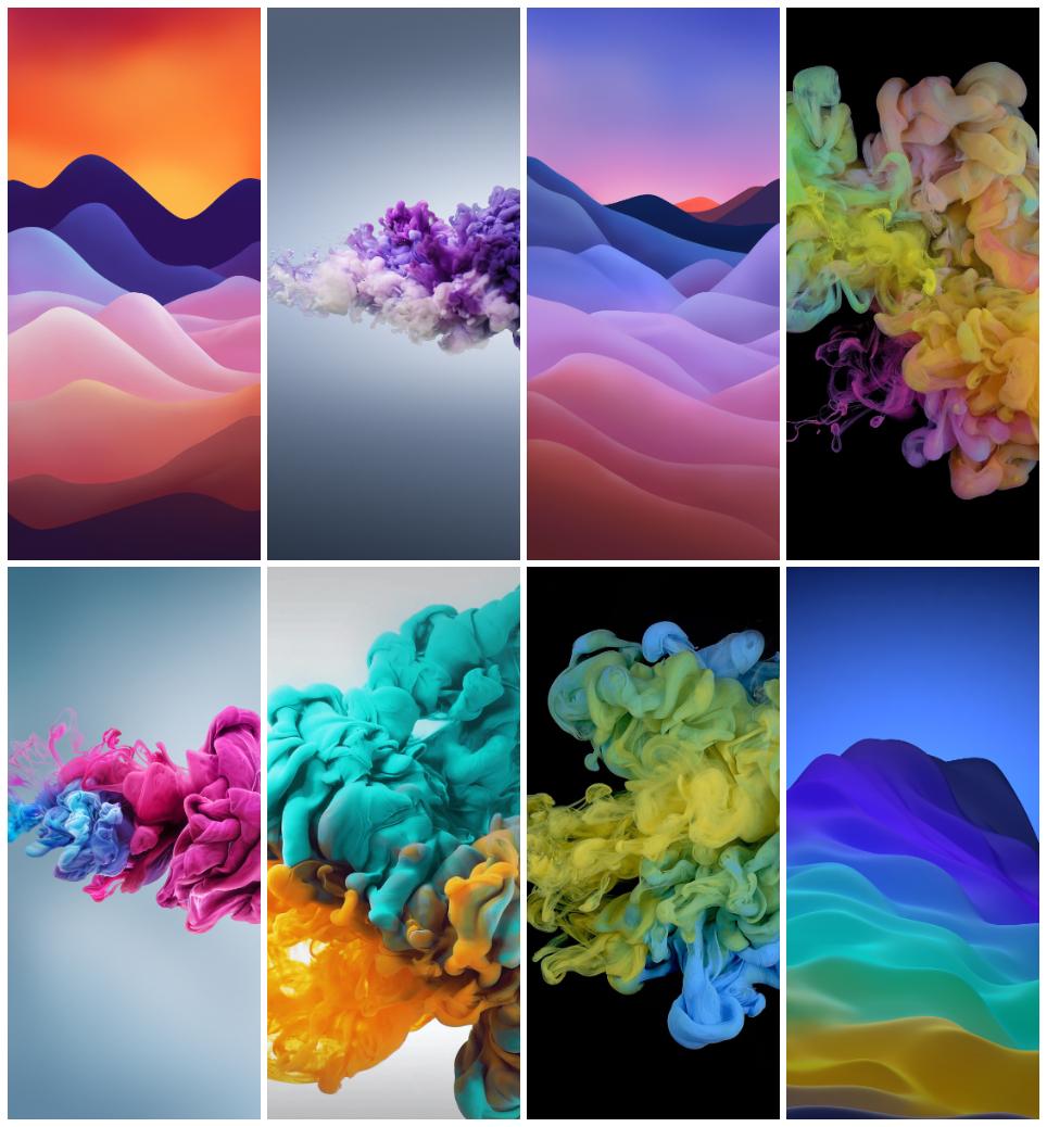 ZTE MiFavor 10 Wallpapers 1