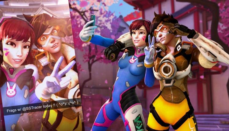DVA Overwatch Wallpapers Screenshots 5 750x430