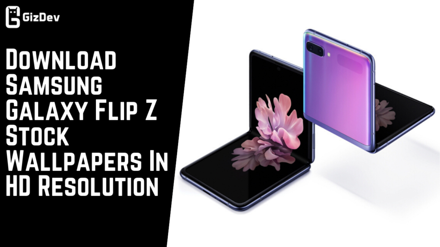 Download Samsung Galaxy Flip Z Stock Wallpapers In HD Resolution