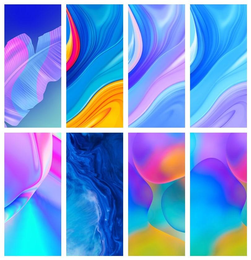 Huawei Y7p Wallpapers