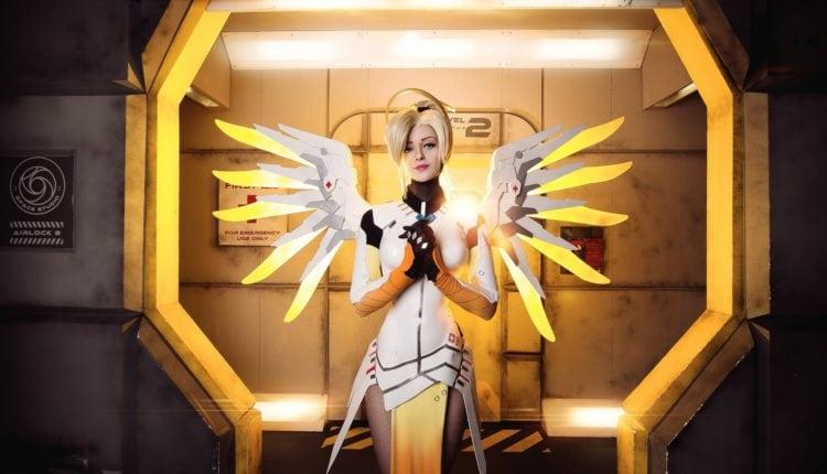 Mercy Overwatch Wallpapers Screens 8 750x430