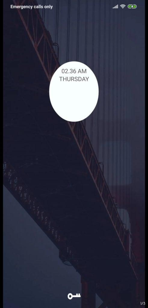 Sampeu MIUI Theme Screens 2 492x1024
