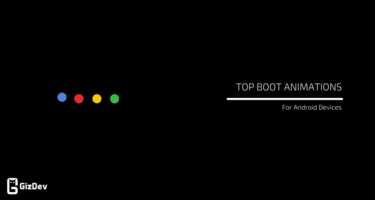 Top Boot Animations For Android Devices