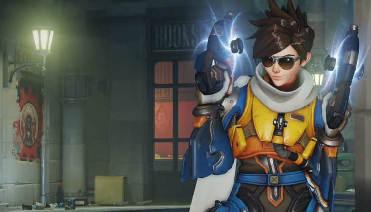 Tracer Overwatch Wallpapers Screens 10 750x430