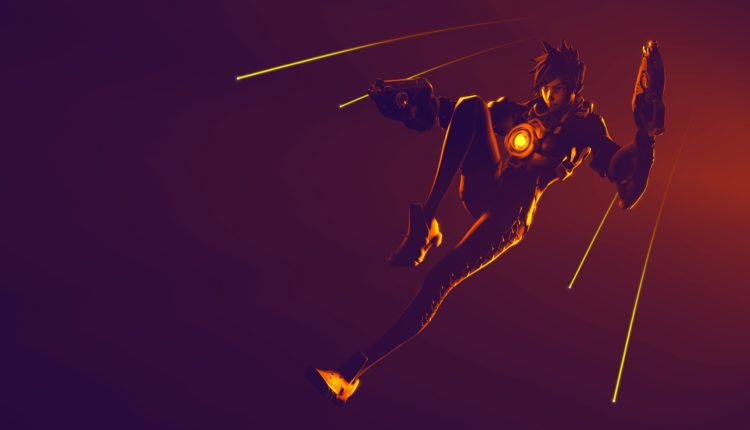 Tracer Overwatch Wallpapers Screens 2 750x430
