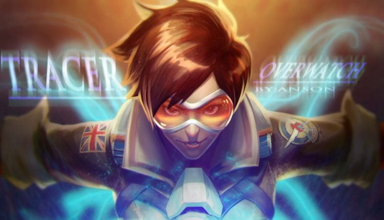 Tracer Overwatch Wallpapers Screens 3 750x430
