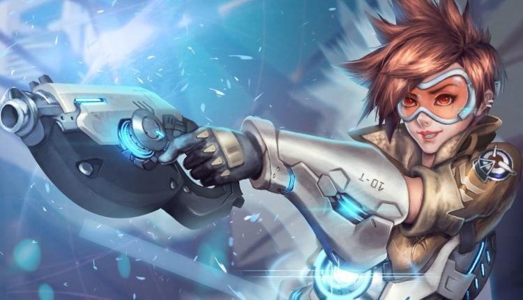 Tracer Overwatch Wallpapers Screens 4 750x430