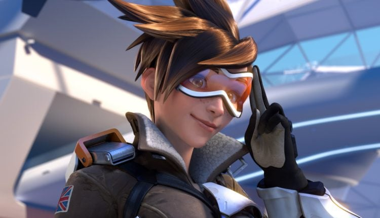 Tracer Overwatch Wallpapers Screens 8 750x430