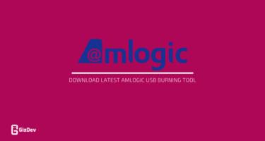 Latest Amlogic USB Burning Tool