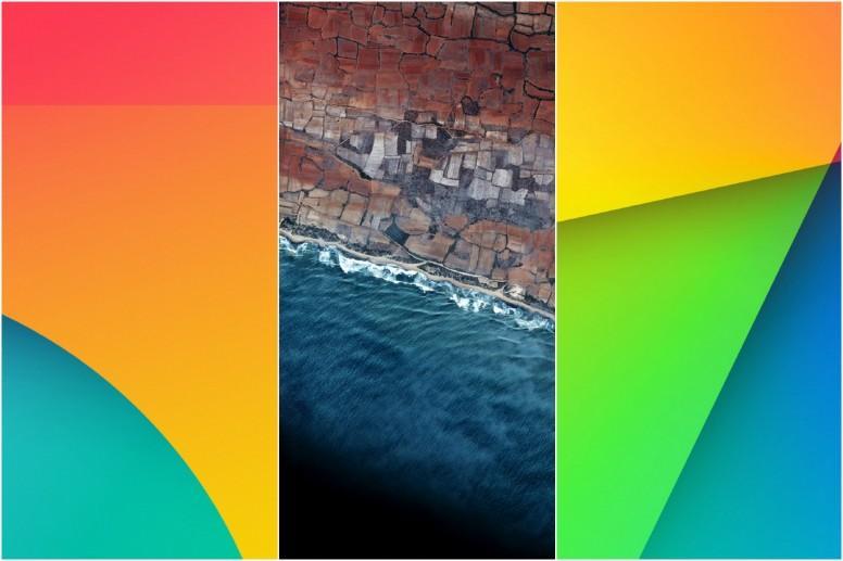 Android 11 Stock Walls Screens 2