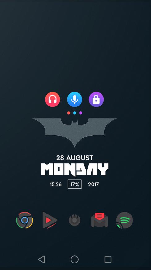 Dark Bat nova setup