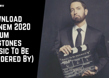Download Eminem 2020 Album Ringtones (Music To Be Murdered By)
