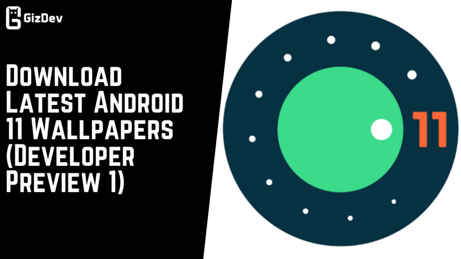 Download Latest Android 11 Wallpapers Developer Preview 1 e1584004379239