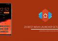 Best Nova Launcher Setups