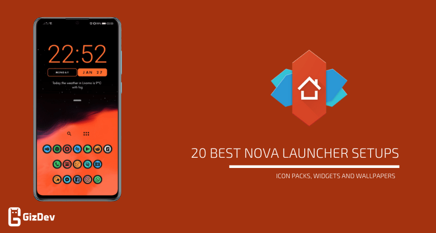 Best Nova Launcher Setups
