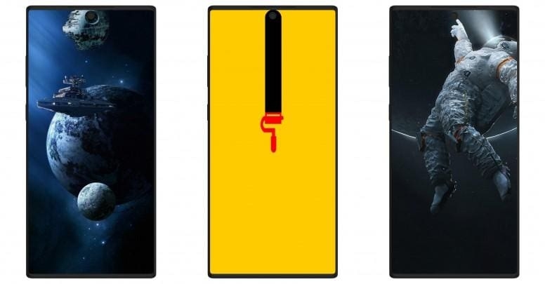 Redmi Note 9 Pro Max Punch Hole Wallpapers Screens 3