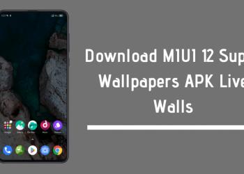 MIUI 12 Super Wallpapers APK MIUI 12 Live Wallpapers