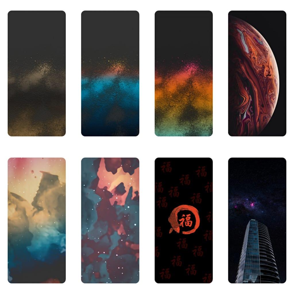 Huawei Nova 7 (Pro) Wallpapers