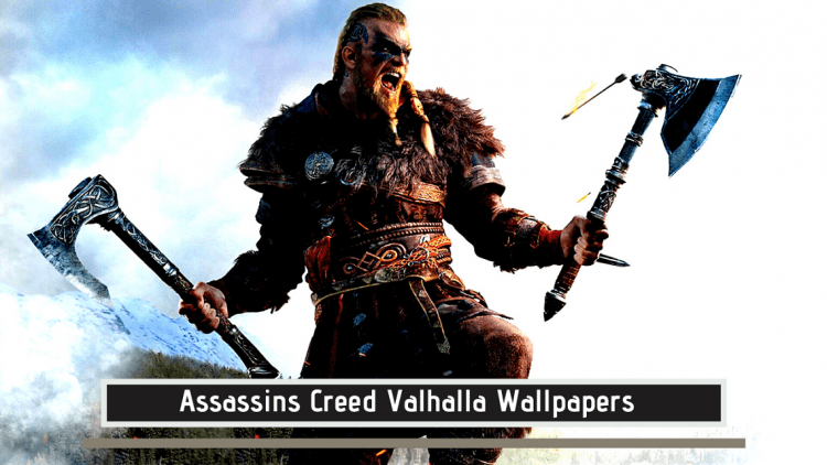 Assassins Creed Valhalla Wallpapers