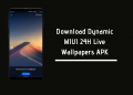 Dynamic MIUI 24H Live Wallpapers APK