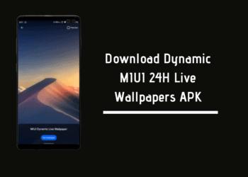 Dynamic MIUI 24H Live Wallpapers APK