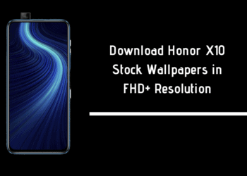 Honor X10 Stock Wallpapers