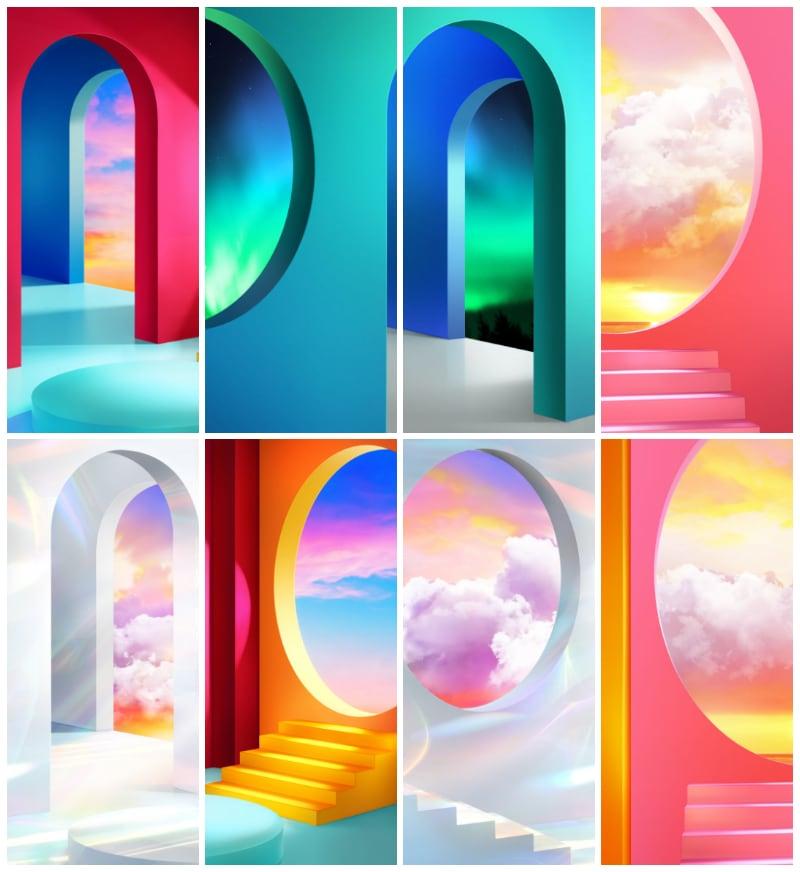 LG Velvet Wallpapers