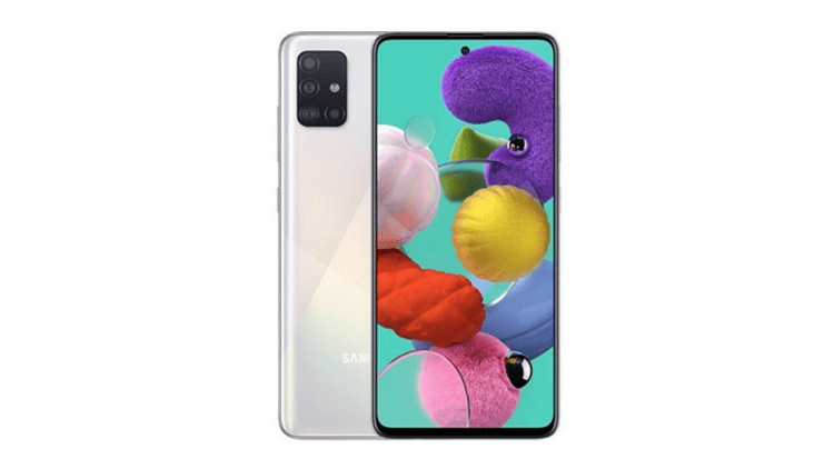 Samsung Galaxy A51 Receiving One UI 2.1 April 2020 Security Patches