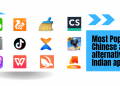Chinese app alternative Indian app