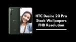 HTC Desire 20 Pro Stock Wallpapers, HTC Desire 20 Pro Wallpapers