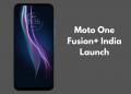 Moto One Fusion+