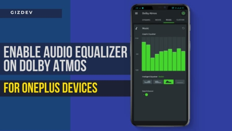 How to Enable Audio Equalizer on Dolby Atmos