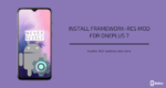 Framework-res Mod for OnePlus 7