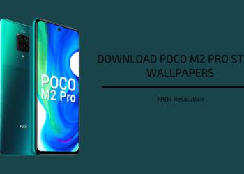 Poco M2 Pro Stock Wallpapers