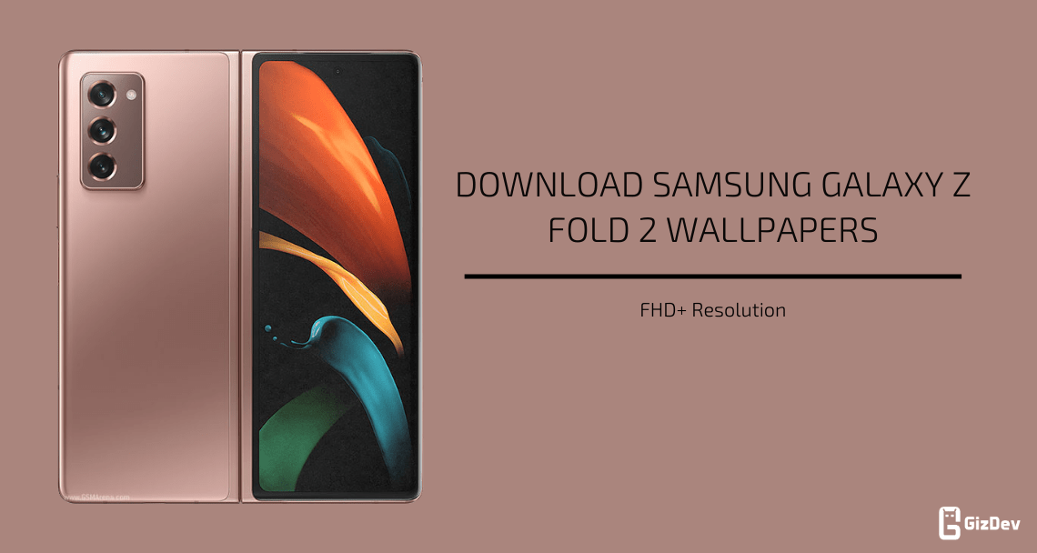 Download Samsung Galaxy Z Fold 2 Stock Wallpapers Fhd