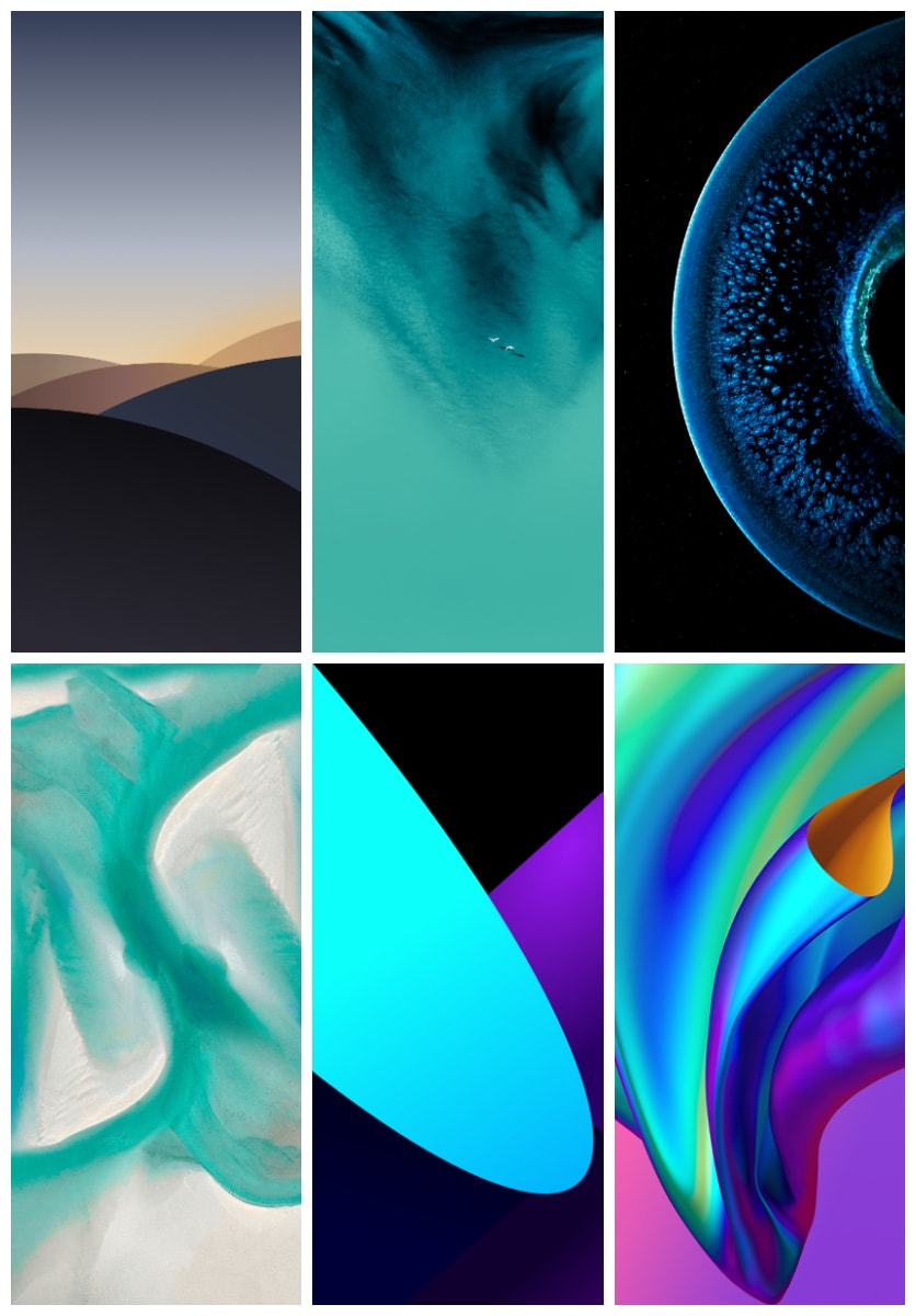 Oppo F17 Pro Wallpapers