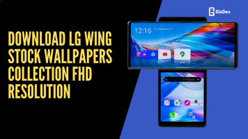 Download LG Wing Stock Wallpapers Collection FHD Resolution